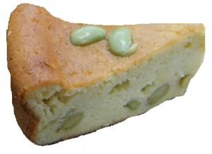 枝豆ケーキ